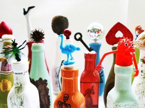 Le cabinet de curiosités