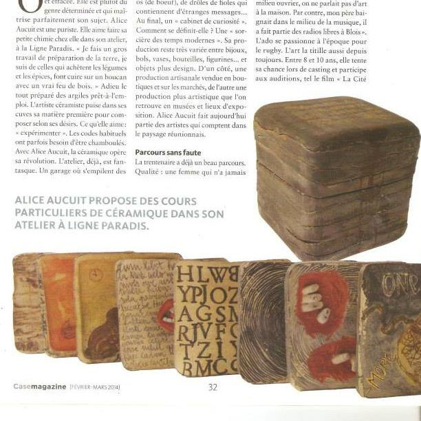 Kaz magazine Févrie/Mars 2014