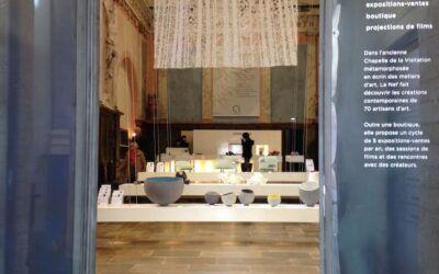 Galerie La Nef Ateliers d'Art de France – Montpellier – France
