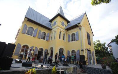 Maison Servaux – St Paul – La Réunion